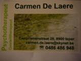 DE LAERE CARMEN
