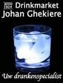 DRINK MARKET JOHAN GHEKIERE