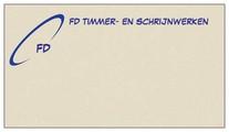 FD Timmer- en Schrijnwerken
