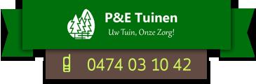 P&E Tuinen