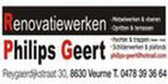 Renovatiewerken Philips Geert
