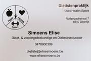 Diëtistenpraktijk Simoens Elise