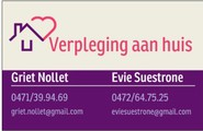 Verpleging aan huis Griet en Evie